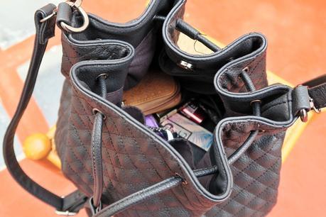 Interior bolso bissu bags tipo bombonera