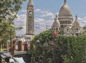 Apartamento París jardín urbano tejado.