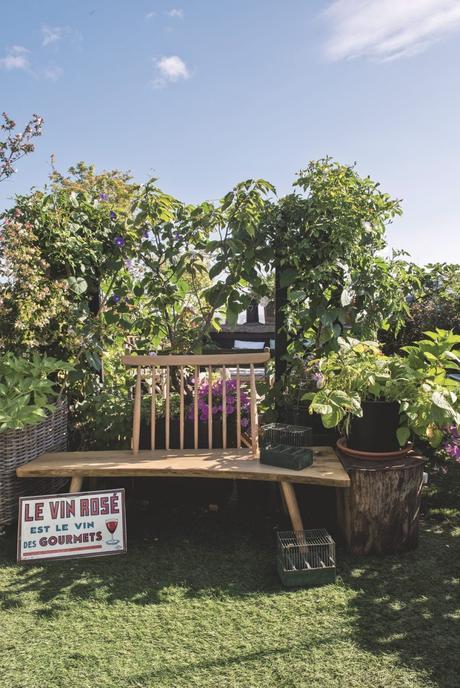 Apartamento en par s con jard n urbano en el tejado for El jardin urbano