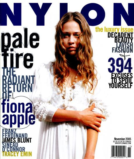 Fiona Apple. Sesión de fotos de Jason Nocito