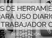 Recopilación: Listas herramientas útiles trabajo online