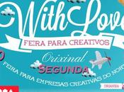 Feria WITH LOVE CREATIVOS eventos semana