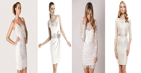 cbc474b815 Como Elegir Vestidos De Novia Para Una Boda En Civil - Paperblog