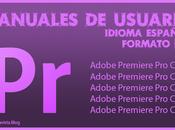 Manuales Adobe Premiere CS3, CS4, CS5, Español
