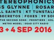Gibraltar Music Festival 2016: Stereophonics, Saints, Jess Glynne, Foxes, Rosario, Secretos...