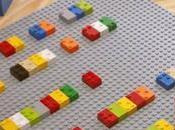 Aprender braille fácil estos bloques construcciones