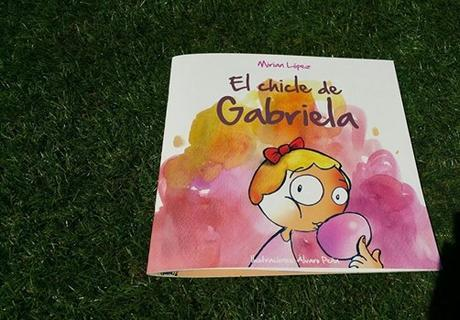 El chicle de Gabriela