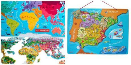 regalos comunion mapas deco