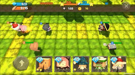 LineClash MOD APK Unlimited Money