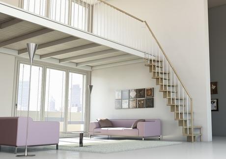 escaleras interiores confort y para la vivienda