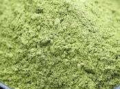 matcha: nueva sensación verde polvo