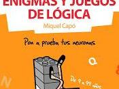 Enigmas Juegos Lógica [Libros]