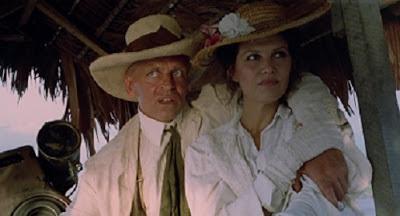 Fitzcarraldo (1982) ,Claudia Cardinale, Klaus Kinski ...