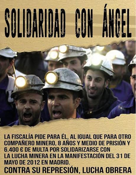 Solidaridad con Ángel