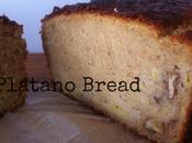 Platano Bread (Banana Bread)