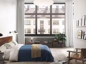 Apartamento nórdico tonos grises detalles neutros