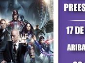 "CONCURSO: apetece asistir preestreno ""X-Men: Apocalipsis"" mayo Barcelona?"