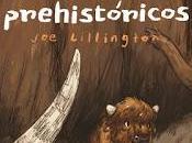 Foto-reseña Boris gigantes prehistóricos Libro infantil