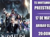 invitamos pre-estreno X-MEN: Apocalipsis!