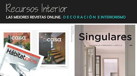 Las mejores revistas online sobre dise o decoraci n y for Revista habitat arquitectura diseno interiorismo