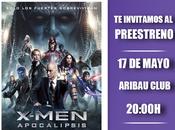 Sorteo Preestreno X-Men: Apocalipsis