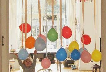 C mo decorar con globos un cumplea os paperblog - Como decorar un cumpleanos ...