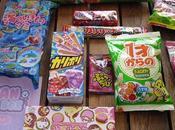 lleva nueva Japan Candy Box?