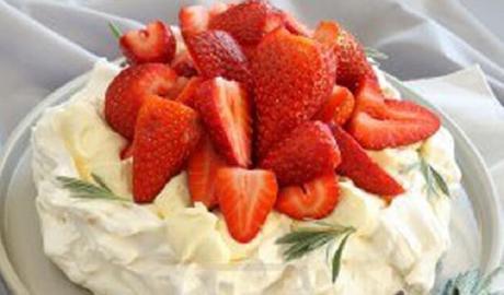 como decorar tortas con merengue