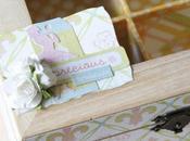 "Caja madera ""Precious treasure"""