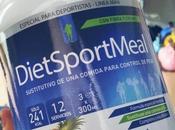 DietSportMeal, sustitutivo comidas especial para deportistas