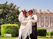 Chotis, baile salón bohemio Madrid, fiestas Isidro, convirtió castizo