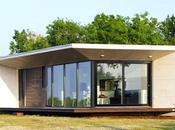 casa modular prefabricada, ahorre tiempo dinero.