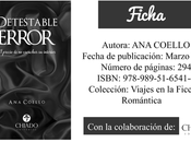 Reseña: Detestable error Coello