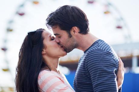 Los beneficios de los besos para la salud