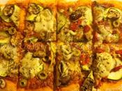 Pizza Masa esponjosa Roja!