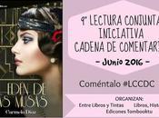 Lectura Conjunta Cadena Comentarios: Edén Musas Carmela Díaz