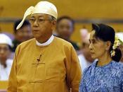 inmensa decepción Aung