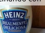 Cocinando Mayonesa Heinz Realmente Deliciosa