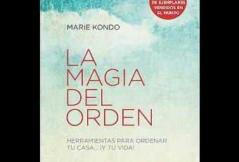 La magia del orden de marie kondo paperblog for Ordenar libros konmari