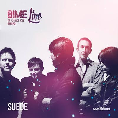 BIME Live 2016: Suede, The Divine Comedy, The Horrors, Wild Beasts, Lambchop, Nacho Vegas, Toy...