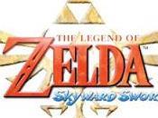 Legend Zelda Skyward Sword