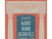 Stereoparty 1771, fiesta Subterfuge