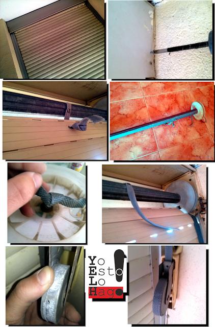 C mo cambiar la cuerda de una persiana paperblog - Cuerda de persiana ...