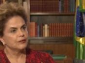 "Dilma Rousseff: golpe armas"" polariza Brasil video]"