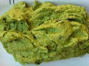 Hummus espinacas