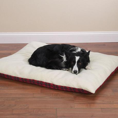 Como hacer una cama para perros en casa facilmente paperblog - Hacer camas para perros ...