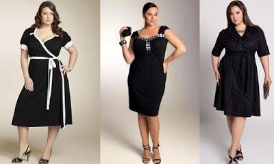 c7e1866dc Trucos de moda para mujeres gorditas - Paperblog