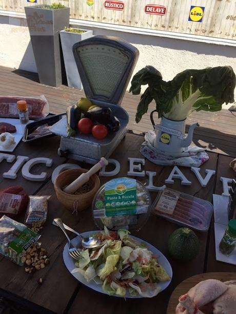 I fresh experience by lidl paperblog for Bascula cocina lidl