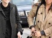 Moda callejera: Trench otros abrigos.
