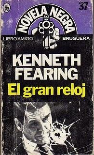 El gran reloj, de Kenneth Fearing